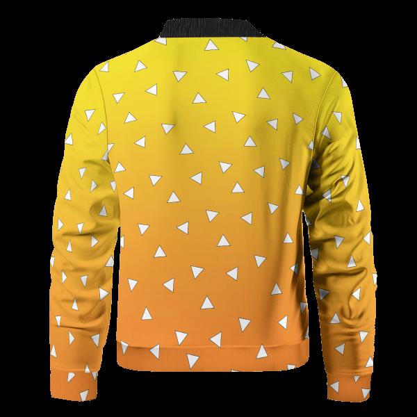 zenitsu bomber jacket 716044 - Anime Jacket