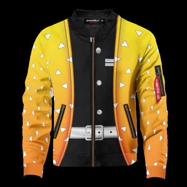 zenitsu bomber jacket 897788 - Anime Jacket