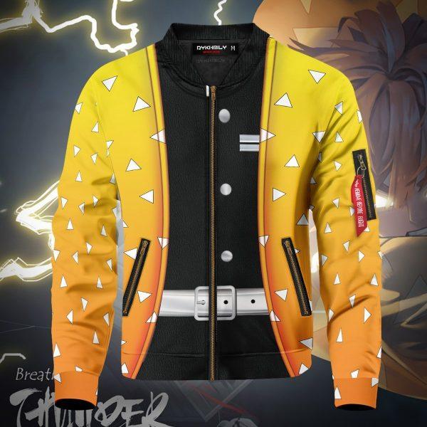 zenitsu bomber jacket 903709 - Anime Jacket