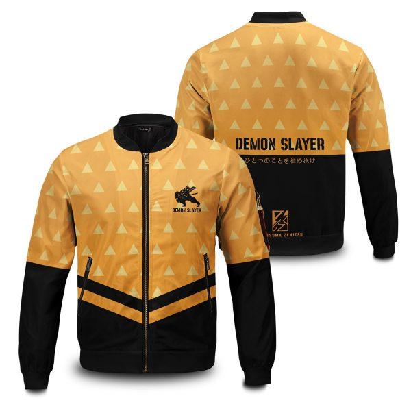 zenitsu god speed bomber jacket 313172 - Anime Jacket