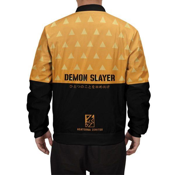 zenitsu god speed bomber jacket 985877 - Anime Jacket