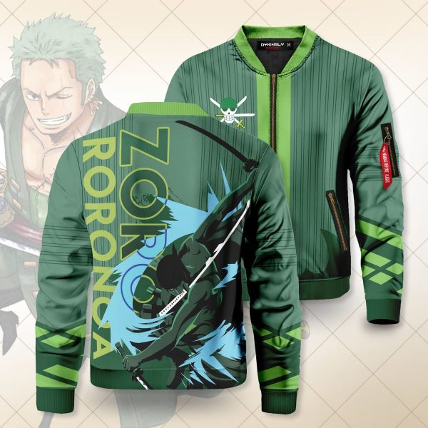 zoro bomber jacket 656639 - Anime Jacket