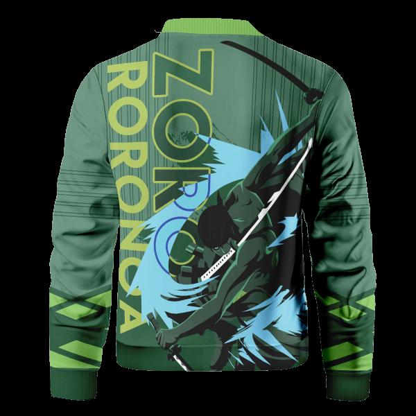 zoro bomber jacket 825720 - Anime Jacket
