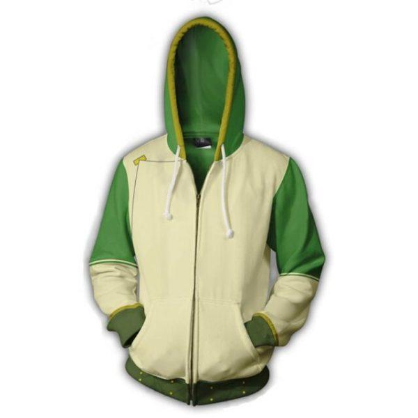 2020 New Avatar The Last Airbender Hoodie Cosplay Costume Man Women Anime Casual Zipper - Anime Jacket