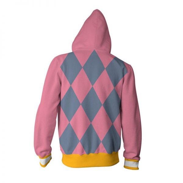 Anime Howls Moving Castle Hoodie Howl Cosplay Costume 3D Printing Casual Zipper Jacket Sweatshirt 2 - Anime Jacket